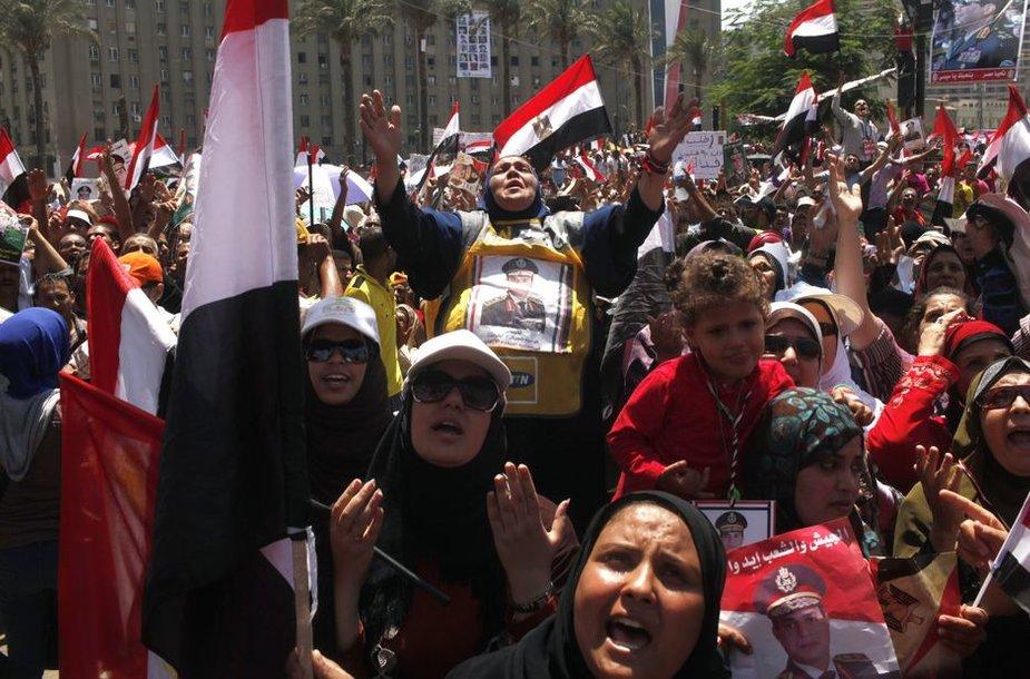 Susirėmimai Kaire