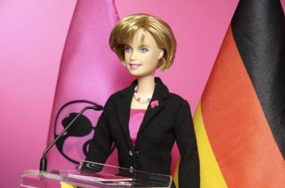 Angelos Merkel barbė