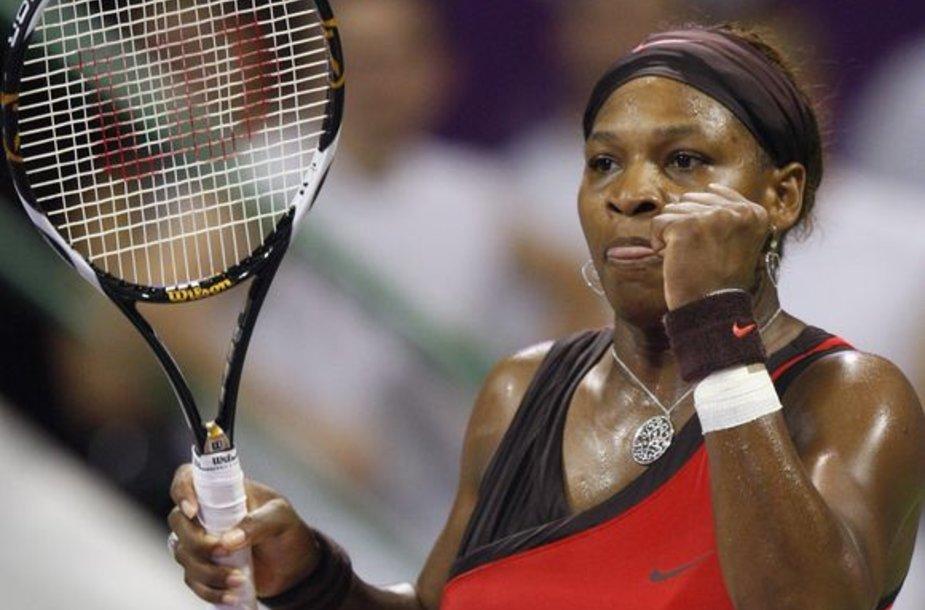 S.Williams moterų tenise uždirba daugiausiai