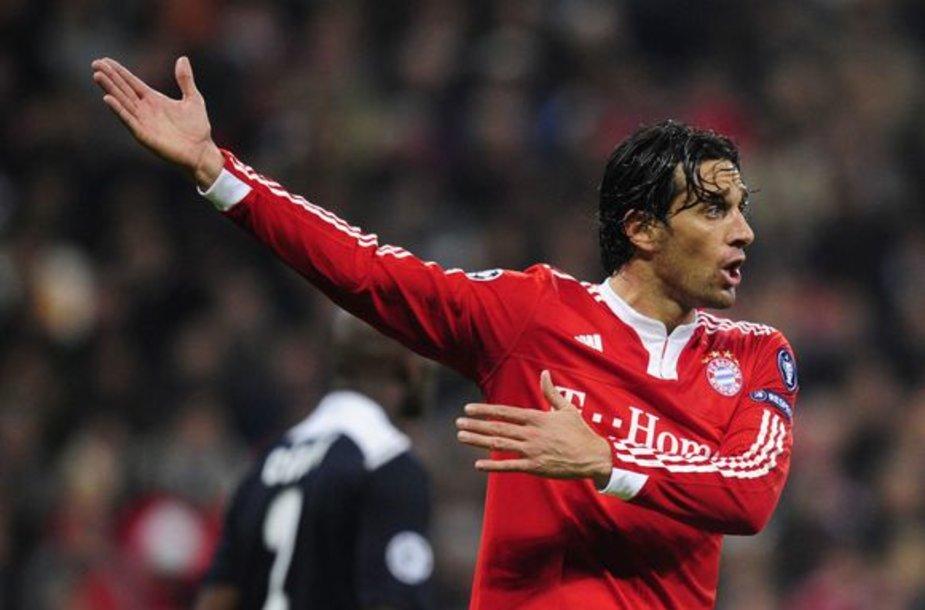 """L.Toni nori kuo greičiau palikti """"Bayern"""""""