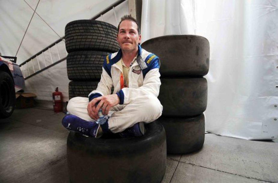 "Jacques Villeneuve'as grįš į ""Formulę-1""?"