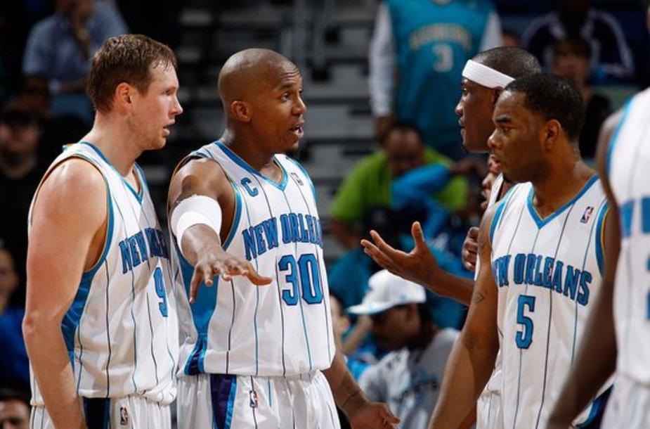 Naujojo Orleano komanda nutraukė nesėkmių seriją