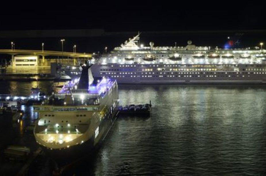 "Laivas ""Louis Majesty"""