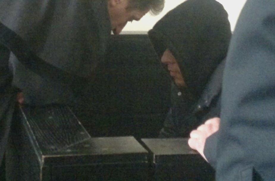 S.Nakutis nesikrato atsakomybės dėl advokato nužudymo, bet prašo teismo pripažinti, kad neturėjo jokių chuliganiškų paskatų.