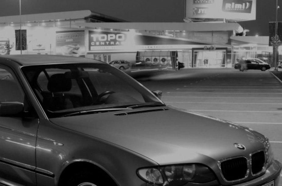 3-iosios serijos BMW