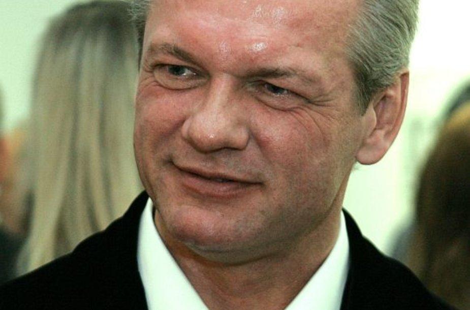 Verslininkas Laimutis Pinkevičius