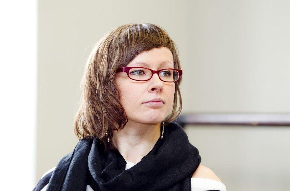 Šokio kritikė Ingrida Gerbutavičiūtė