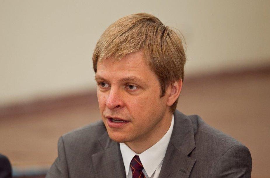Teisingumo ministras Remigijus Šimašius