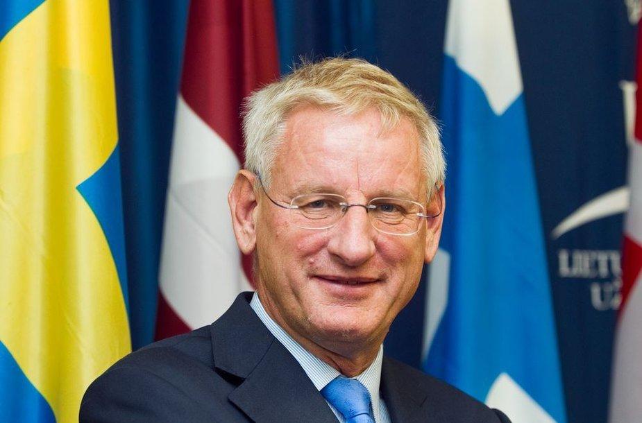 Carlas Bildtas, Švedijos užsienio reikalų ministras