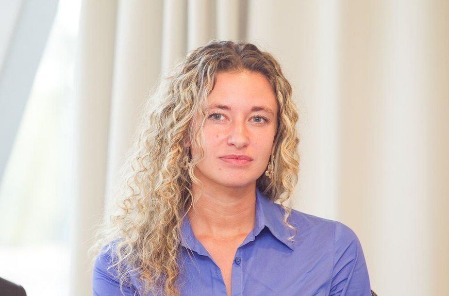 Karolina Bajoriūnienė