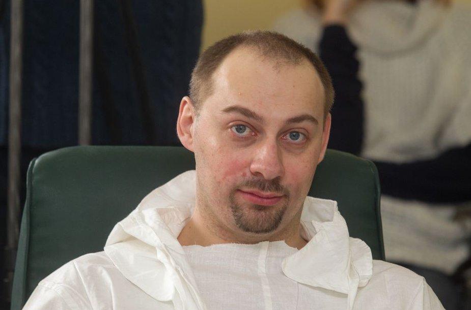 Zybelis - Algirdas Bagdonavičius (kontratenoras)