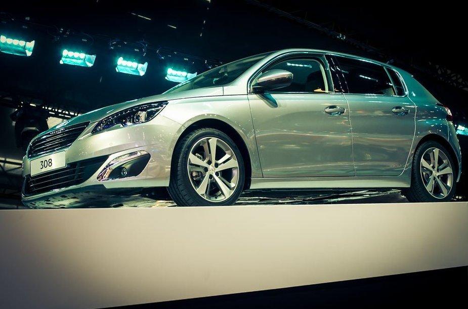 """""""Peugeot 308"""""""