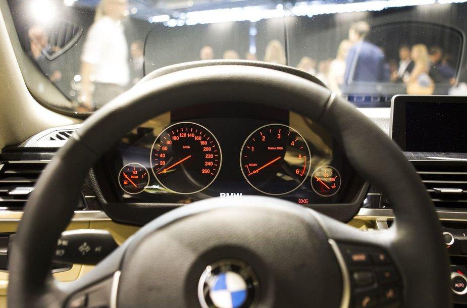 BMW 4 – Serijos Gran Coupe pristatymas