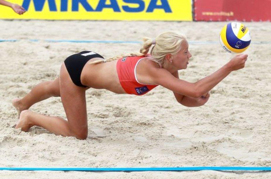 Europos jaunių (iki 18 metų) paplūdimio tinklinio čempionatas.