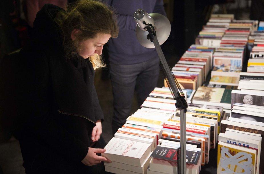 """Antrus metus vyksta """"Paviljono"""" knygų savaitgalis"""