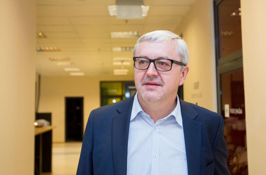 15min studijoje – LRT generalinis direktorius Audrius Siaurusevičius