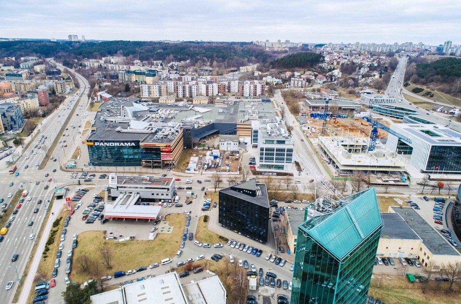 """Prekybos centras """"Panorama"""""""