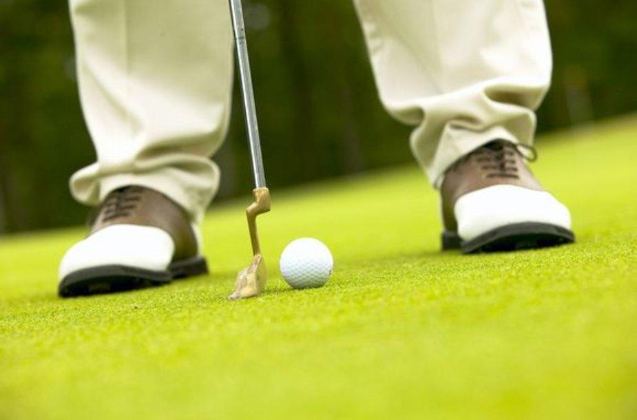 golfo žaidimas