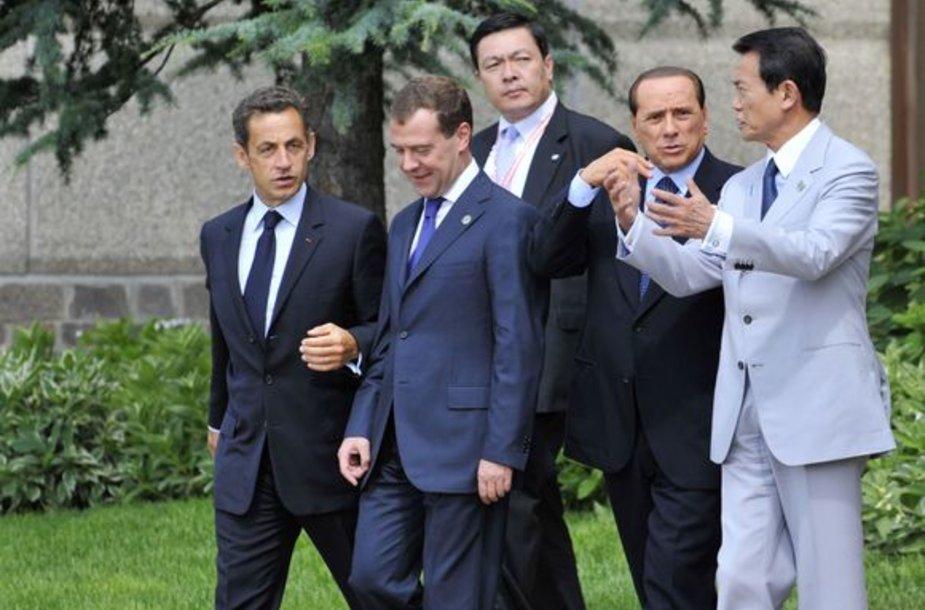 Pasaulio galingųjų valstybių vadovų susitikimas