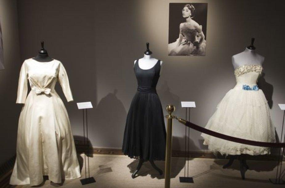 Audrey Hepburn suknelės