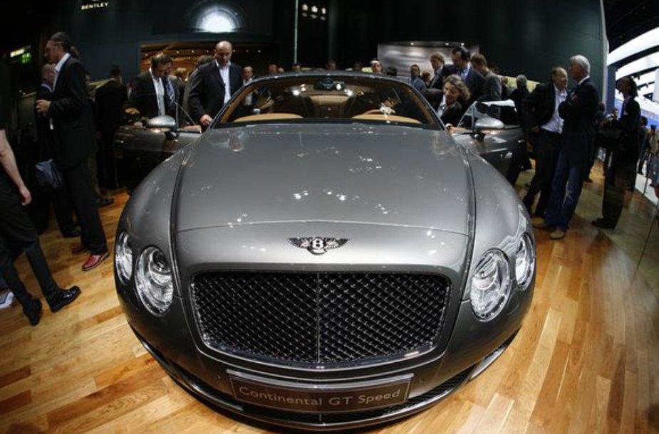 """""""Bentley"""""""
