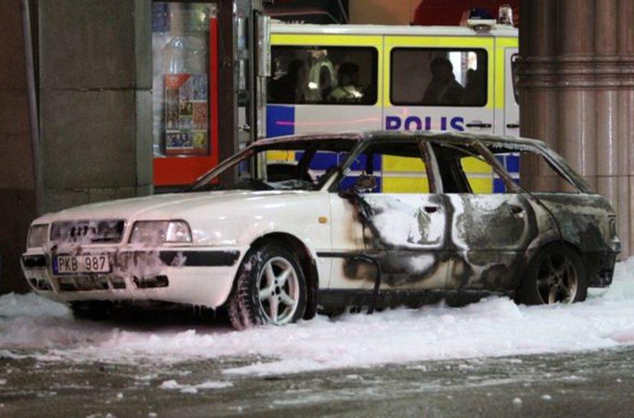 Sprogimas Stokholmas