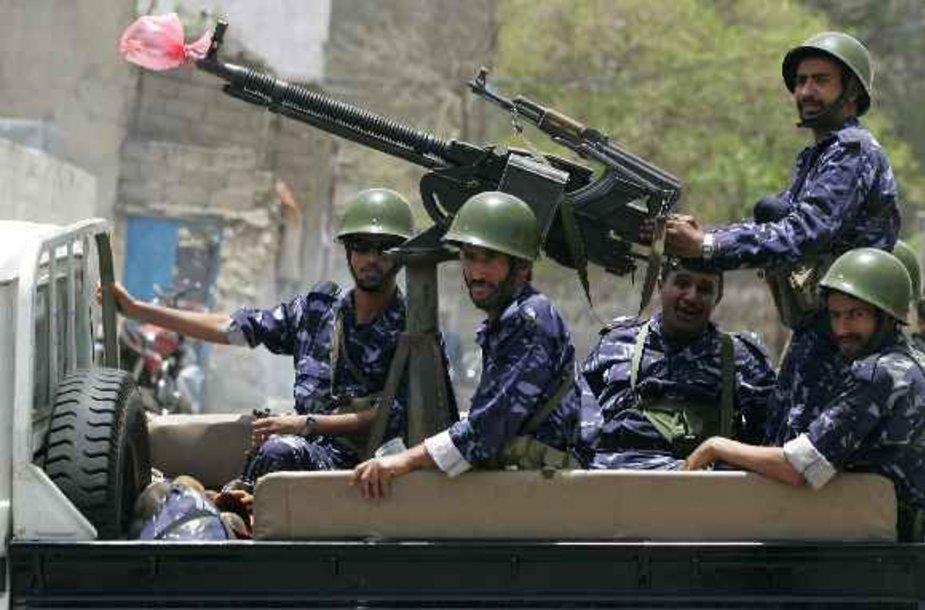 Kariuomenė Jemene