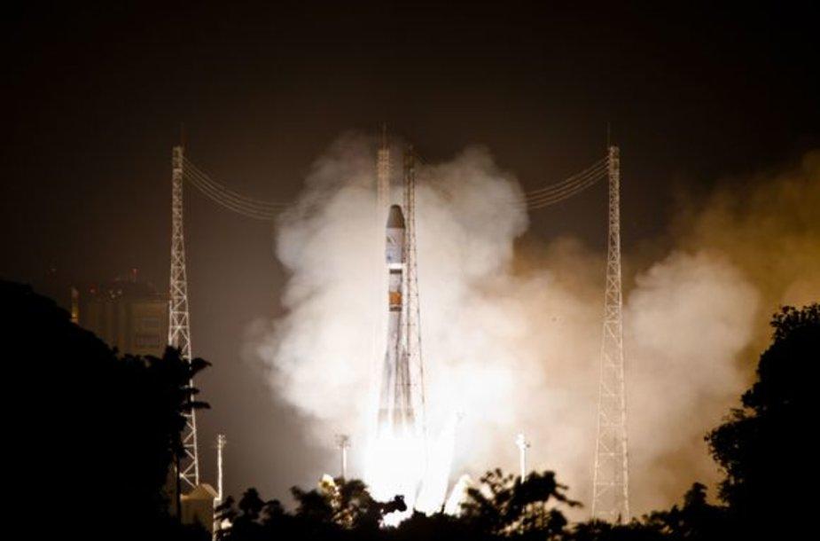 """""""Sojuz"""" paleidimas"""