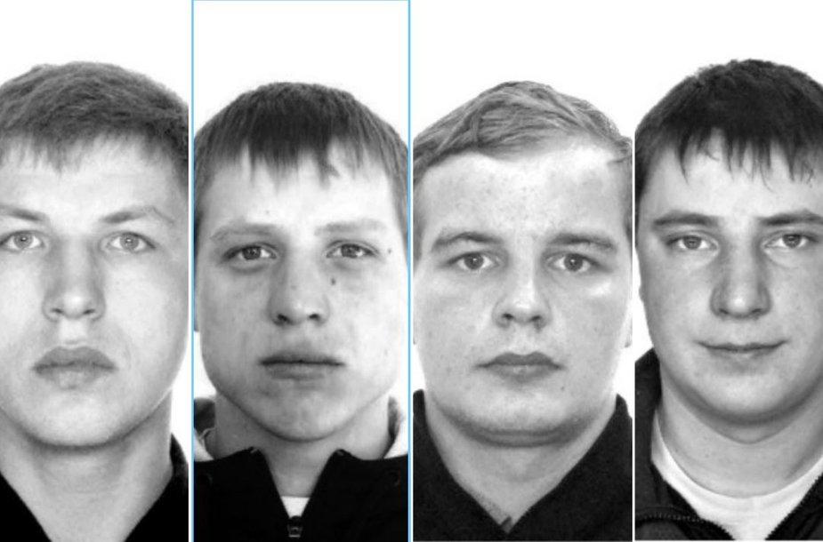 Justas Skrodenis, Martynas Rapalis, Rolandas Šaulys, Vytenis Kasperavičius
