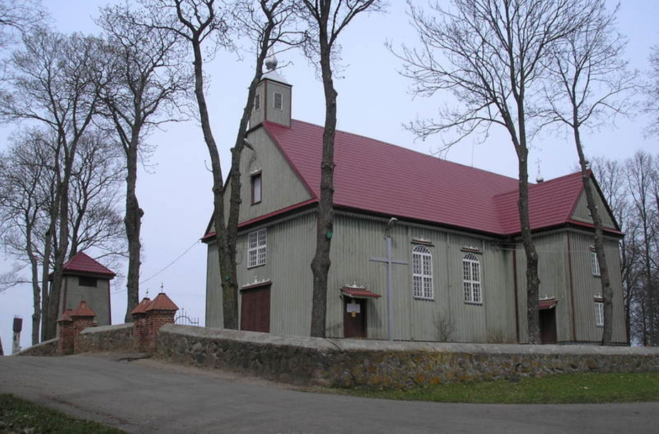 Pakapės bažnyčia