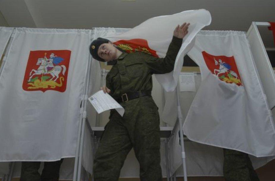 Rinkimai Rusijoje