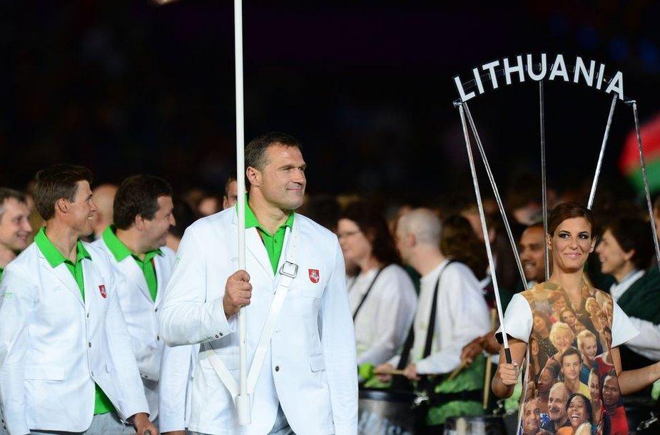 Lietuvos delegacija