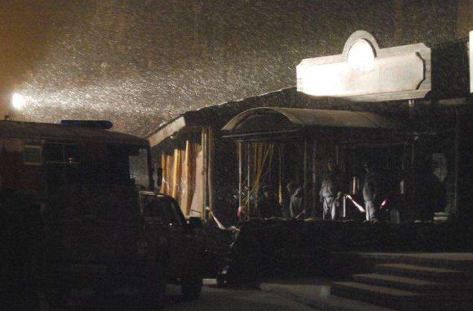 Įvykus sprogimui Permės naktiniame klube daugiau nei šimtas žmonių žuvo, dar apie pusantro šimto buvo sužeisti.