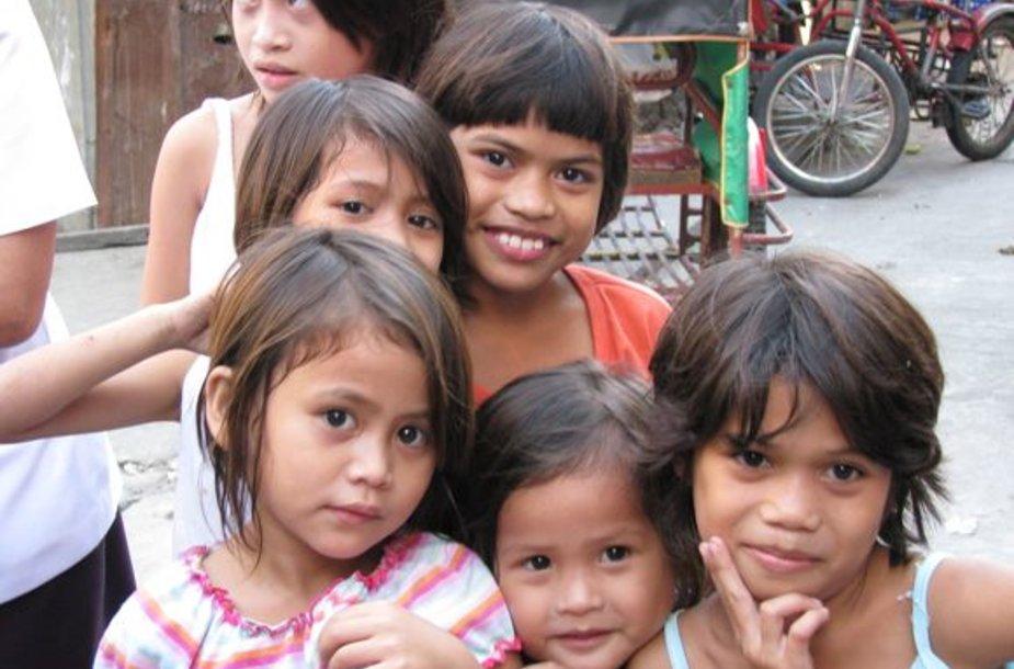 Kelionės į Filipinus įspūdžiai