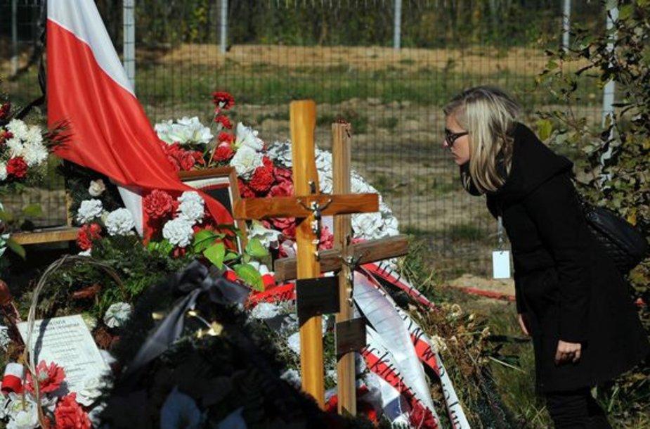 Žuvusiųjų pagerbimas Smolenske
