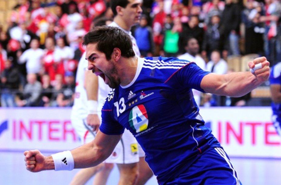 Naudingiausiu čempionato žaidėju buvo išrinktas prancūzas Nikola Karabatic.