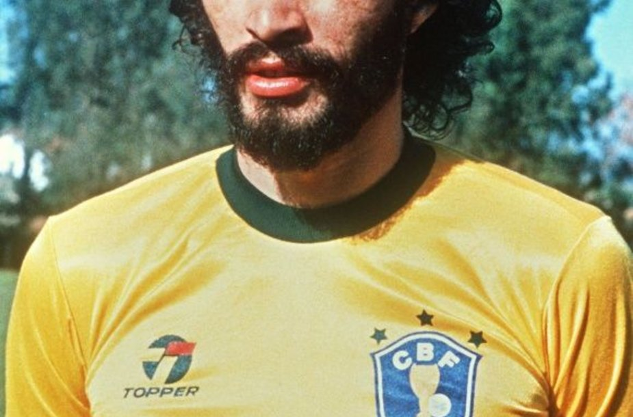 Brazilijos futbolo legenda Socratesas 1985 metais