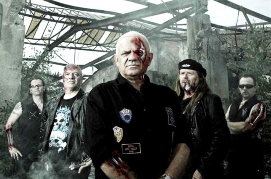 "Vokiečiai metalistų grupė ""U.D.O."""