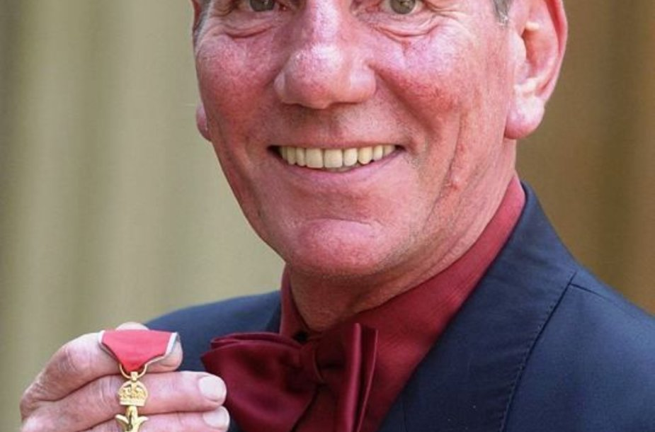 Pete'as Postlethwaite'as