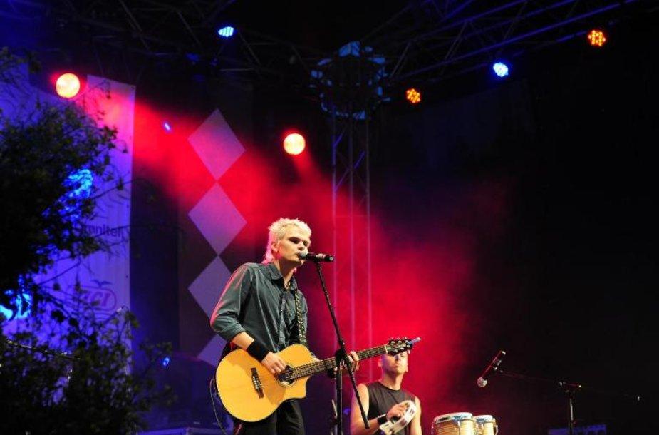 Igorio Kofo pasirodymas Naisiuose