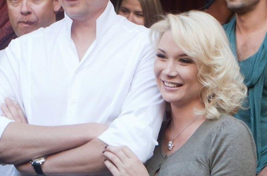 Danielius ir Natalija Bunkai