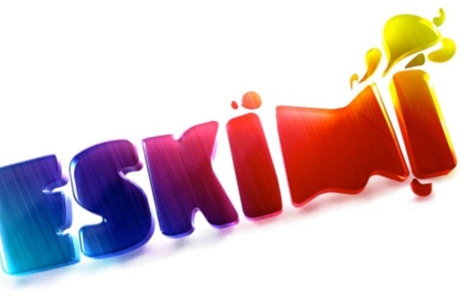 "Socialinio tinklo ""Eskimi"" logotipas"