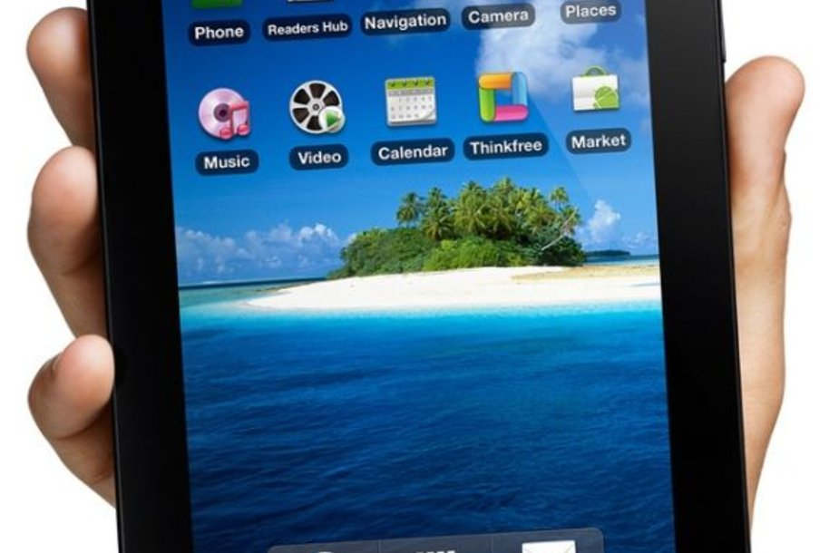"""""""Samsung Galaxy Tab""""."""