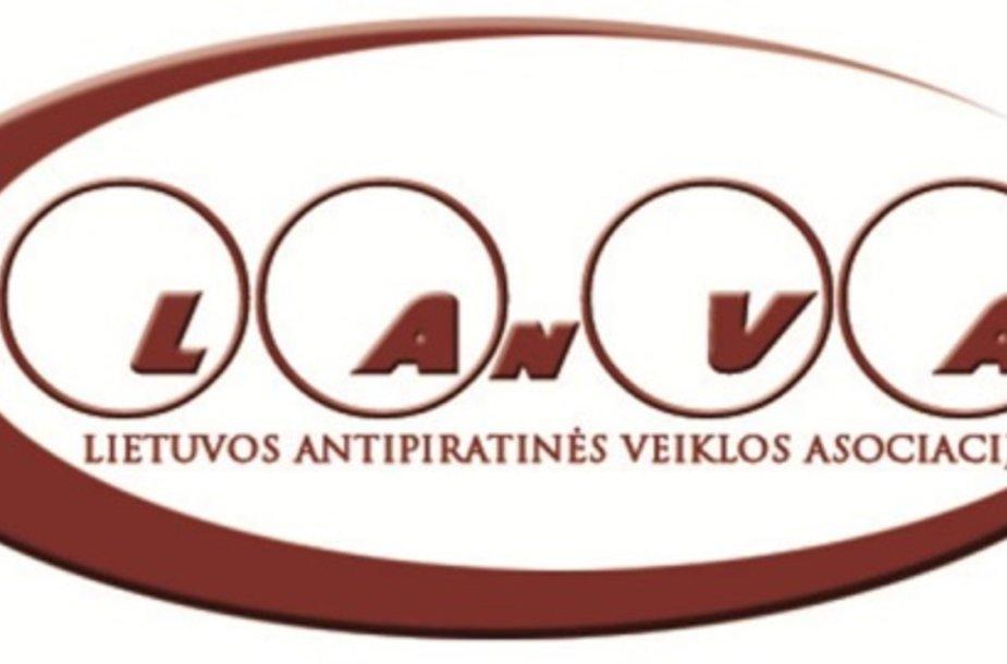 LANVA logotipas