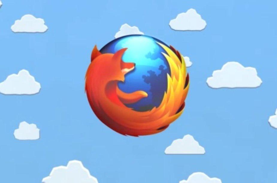 """Firefox"" logotipas"