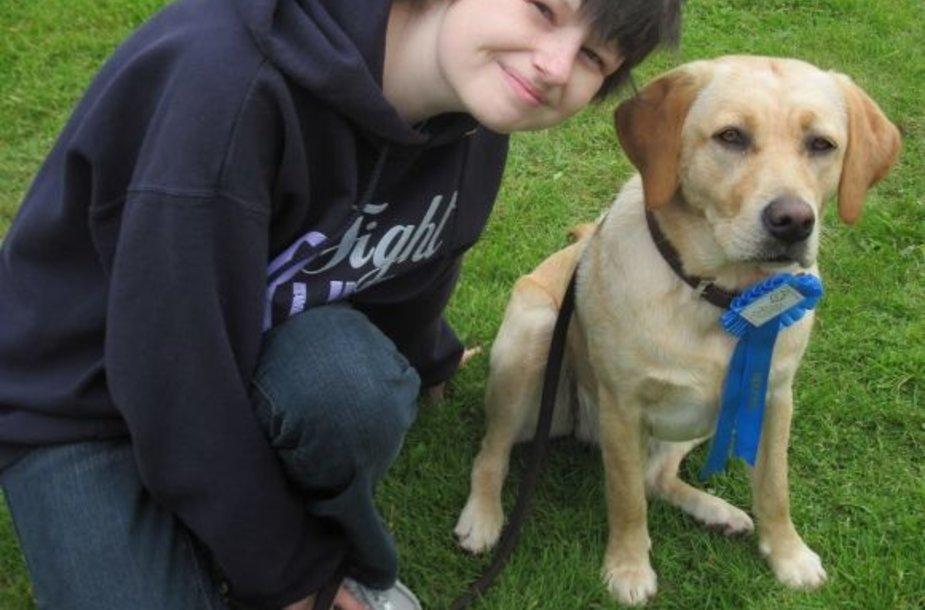 Hodžkino liga serganti 15-metė Alice Pyne
