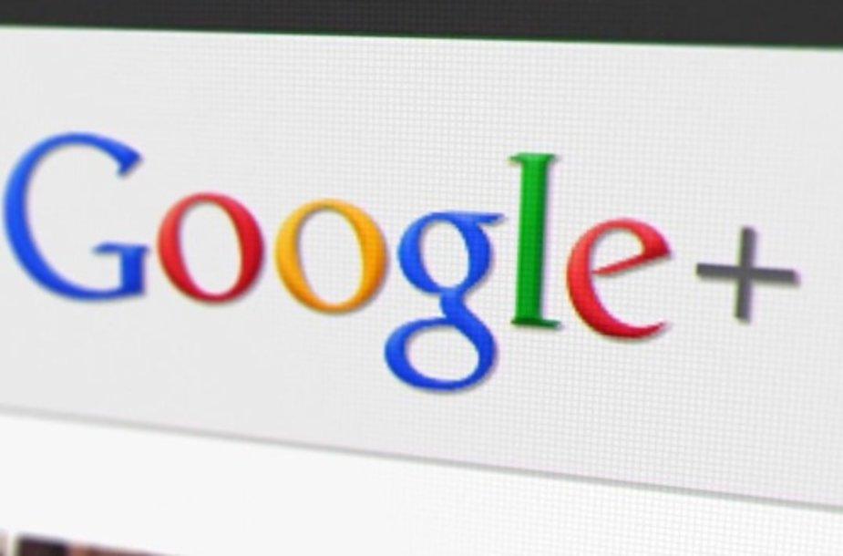 """""""Google+"""" logotipas"""