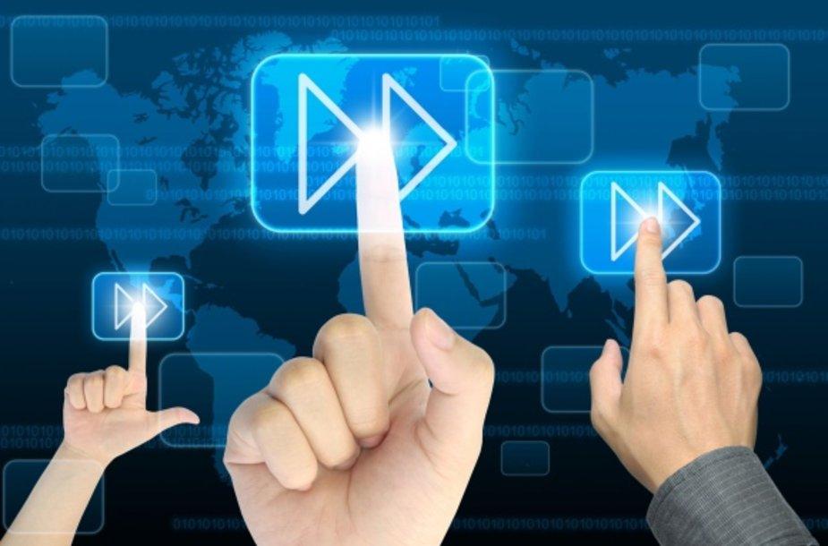 Svetainė FWD.lt vienija apie informacines technologijas rašančius tinklaraštininkus.