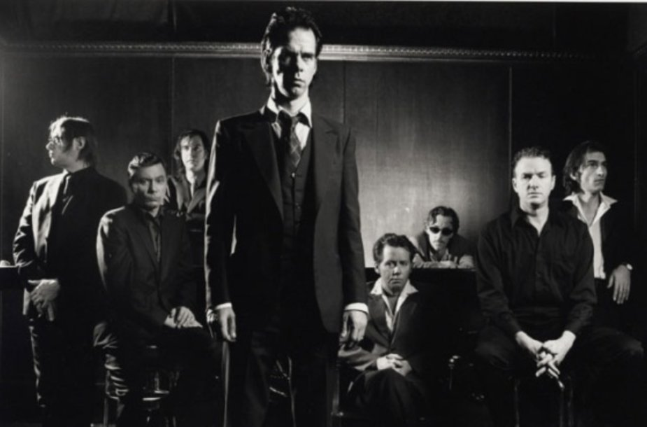 """""""Nick Cave and the Bad Seeds"""""""