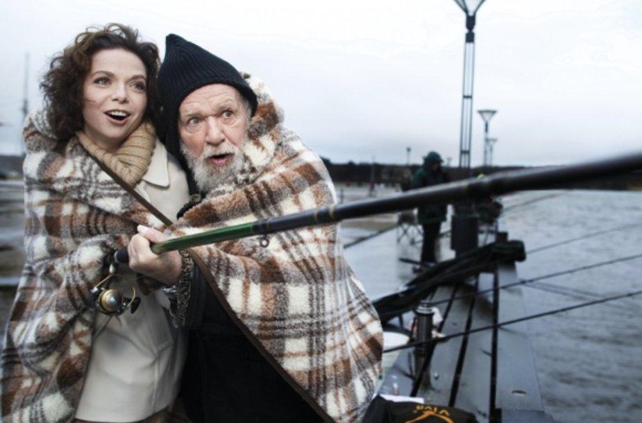 Ada Paukštytė ir Vytautas Paukštė